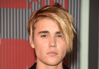 See Justin Bieber\'s Posse Rock His New Hairdo (PHOTOS)