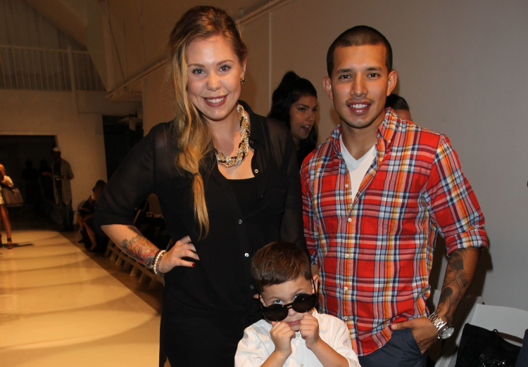 Kailyn Lowry at NYFW