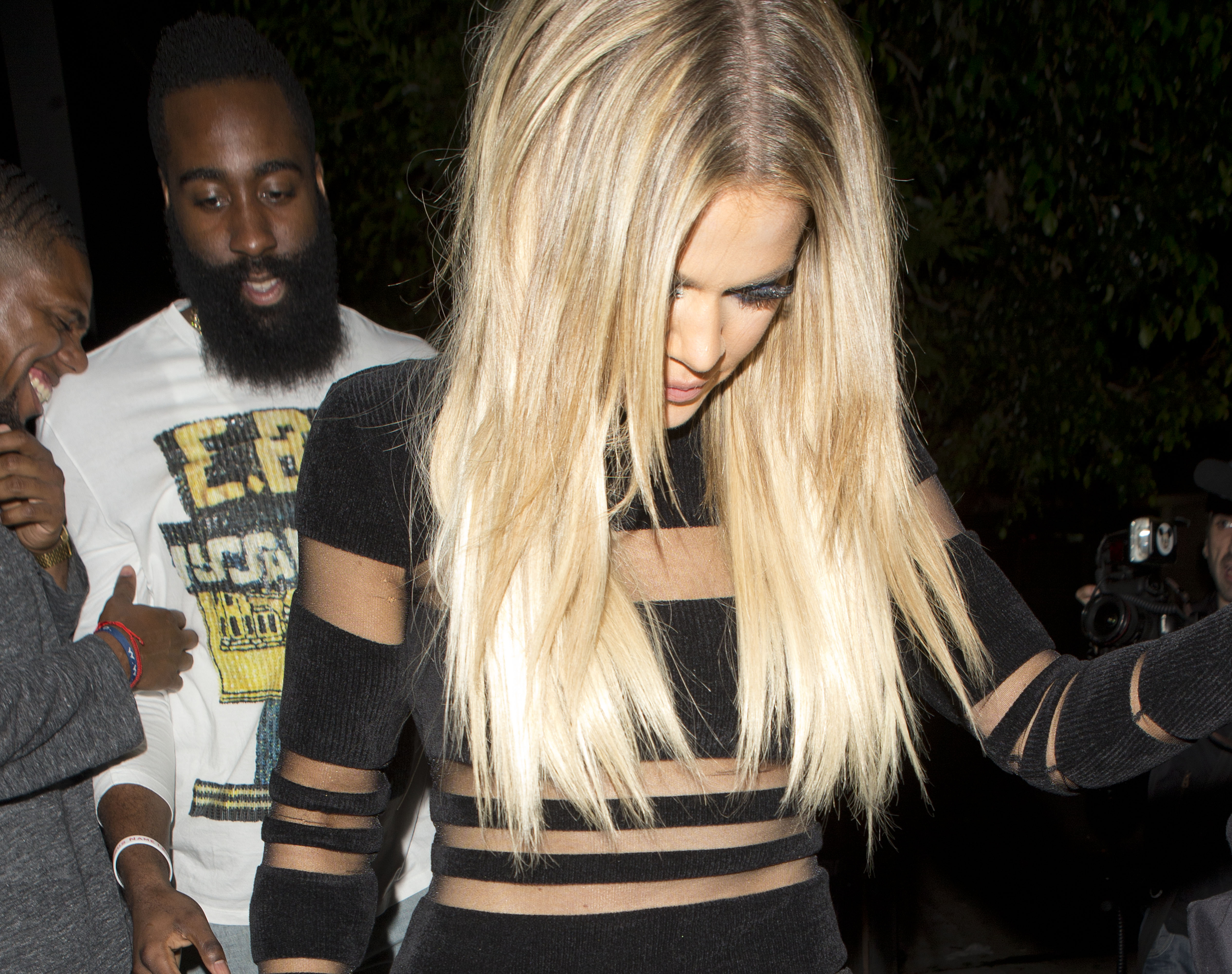 Khloe kardashian bf james harden creeped out by kris jenner report