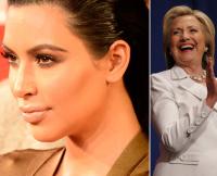 kim kardashian first lady