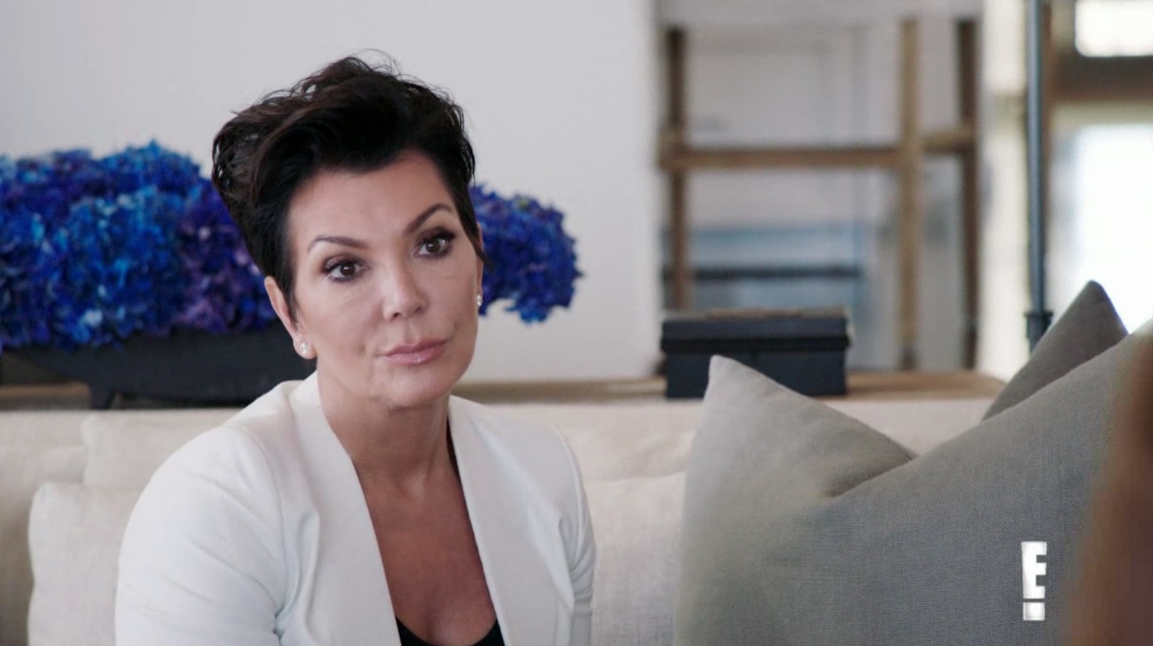 Caitlyn jenner tells kris jenner why she was disappointed in