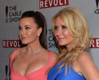 Kyle and Kim Richards