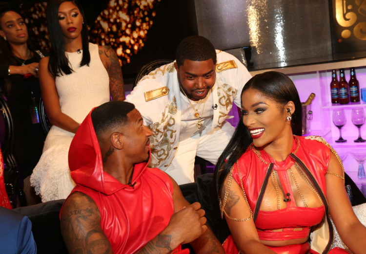 Love & Hip Hop Atlanta's Stevie J. and Joseline Hernandez Perform