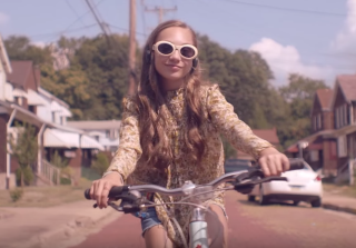 "Maddie Ziegler's New Dance Video, ""Lucky Thirteen,"" Rocks Teenage Individuality"