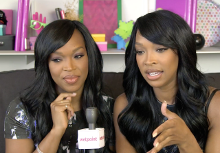 Malika and Khadijah Haqq Do a Kardashian Fashion Week Face-Off! (VIDEO) — Exclusive