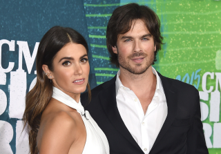 Get an Inside Look at Ian Somerhalder & Nikki Reed's Wedding Day (PHOTOS)