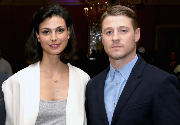 Morena Baccarin, Ben McKenzie, On-set affairs