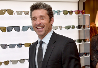 Patrick Dempsey Accidentally Talks About Erections on Live TV (VIDEO)