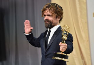 Peter Dinklage Emmy Surprise: What Did He Do With His Gum?