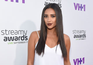 Shay Mitchell Has Met the Love of Her Life! (PHOTO)