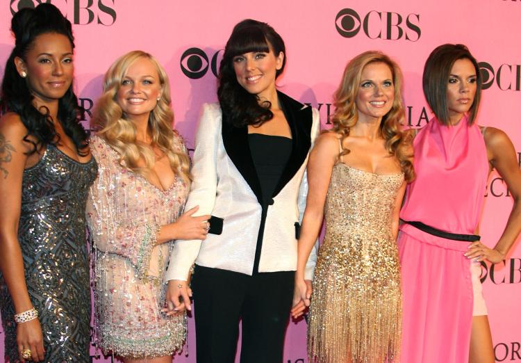 2007 Victoria's Secret Fashion Show - Arrivals