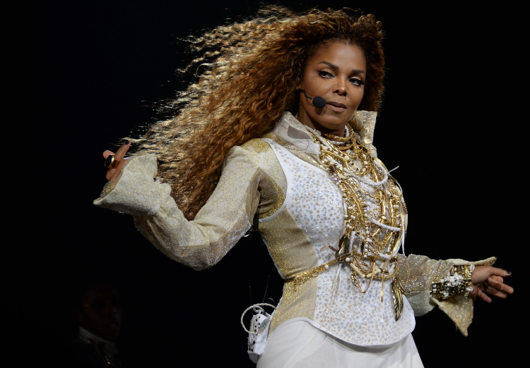 Janet Jackson gives a heartfelt and vigorous performance on the opening night of her Unbreakable Tour at Rogers Arena in Vancouver, British Columbia