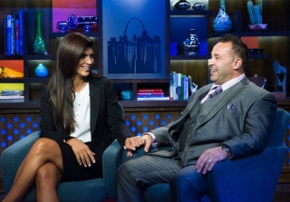 Teresa Giudice Still Barred From Seeing Husband Joe in Prison — Report