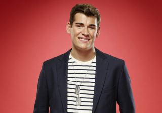 "'The Voice': Zach Seabaugh Has ""Superman's Voice"" at Age 16"