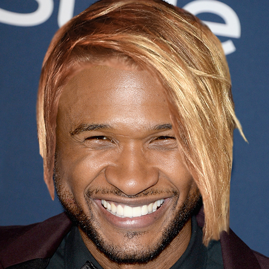 Usher Hairstyles 2013 | www.pixshark.com - Images ...