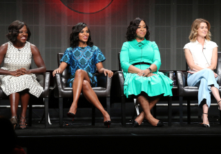Shondaland Photo Unites Casts of 'Grey's Anatomy,' 'Scandal,' and 'How to Get Away With Murder'