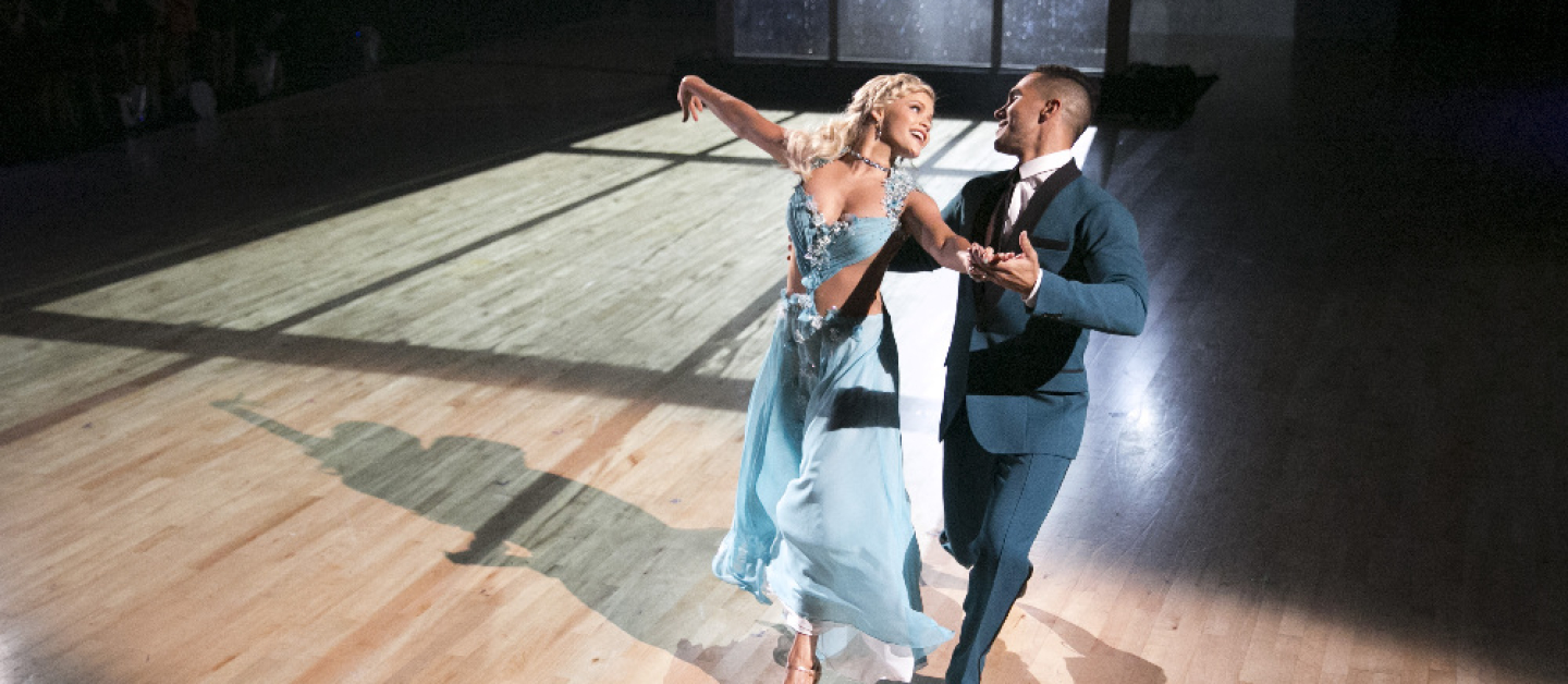 Witney Carson, Carlos PenaVega Dancing With the Stars