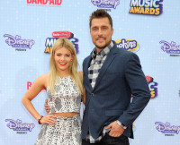 Witney Carson and Chris Soules