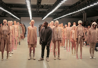 Kanye West Shares Pics of Yeezy Season 3 Before NYFW Debut (PHOTOS)