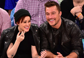 Rumer Willis and Chris Soules