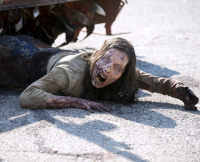 Floor Walker The Walking Dead Season 6 Premiere