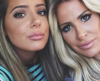Brielle Biermann Kim Zolciak