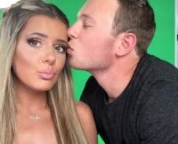 Brielle Biermann and Boyfriend Slade Osbourne