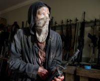 Carol Disguise Walking Dead Season 6