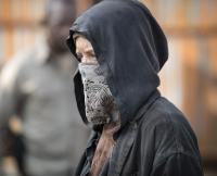 Carol Walking Dead Season 6
