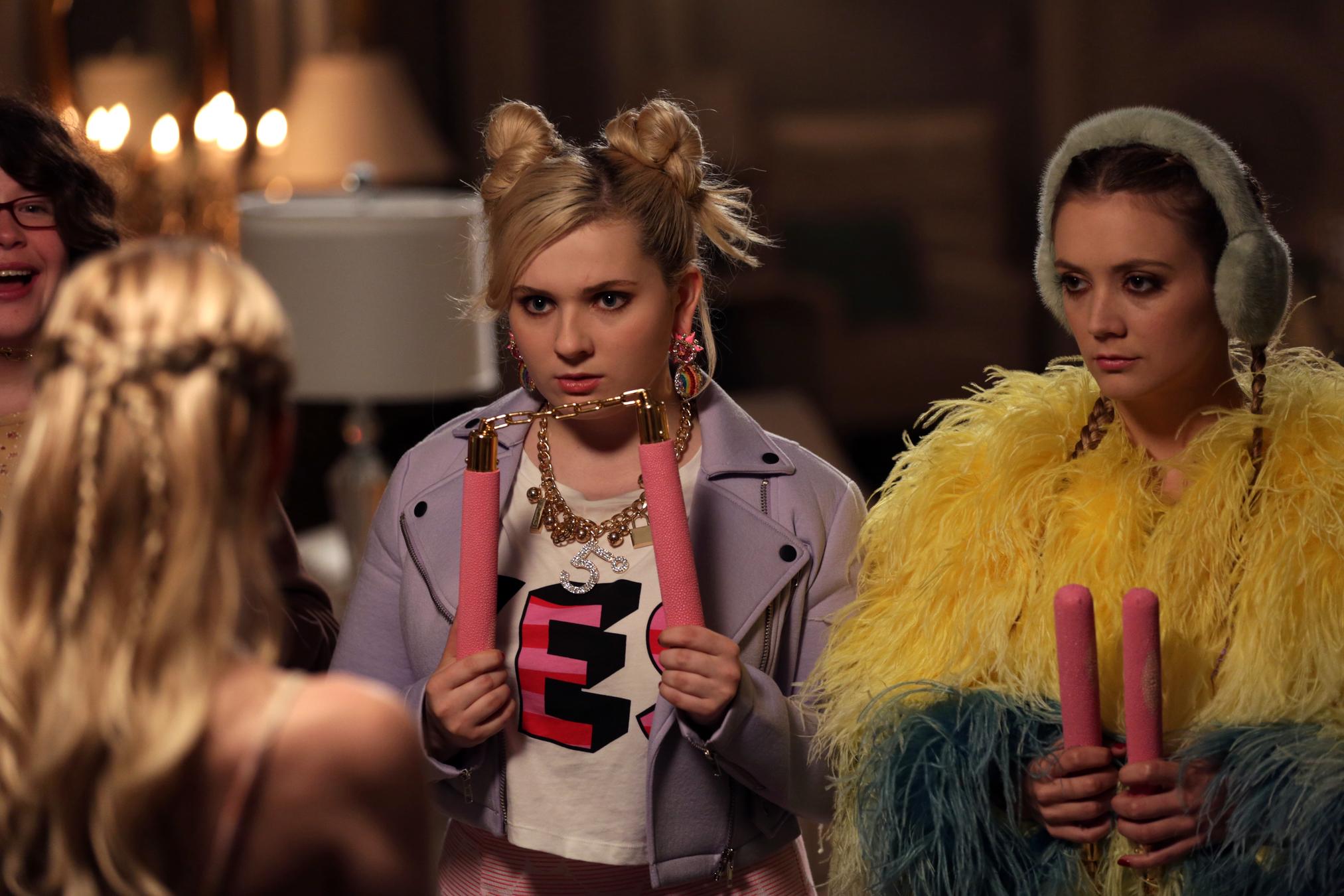 'Scream Queens' Season 2 to Add Four New Cast Members