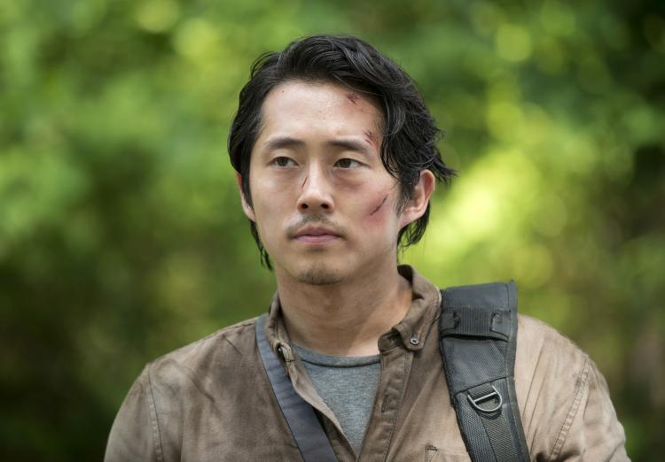 Glenn The Walking Dead Season 6