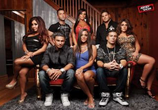 'Jersey Shore' Cast Reunites at JWOWW's Wedding (PHOTO)