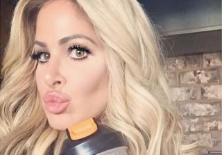Kim Zolciak Shares Makeup-Free Selfie After Photoshop Allegations