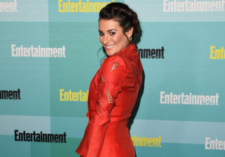 "Lea Michele Declares: ""My Butt Is a Showstopper"""