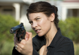 Maggie The Walking Dead Season 6 , Episode 2