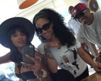 Mimi Faust, Joseline Hernandez and Stevie J