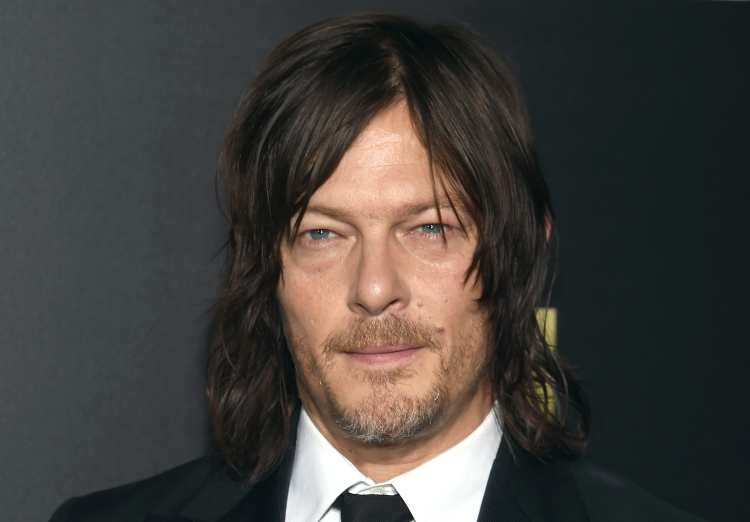 Norman Reedus Attends ...