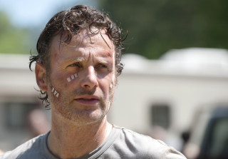 Rick The Walking Dead Season 6 Premiere