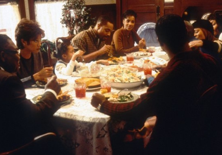 essay on soul food movie Soul food junkies asks this question and others as it explores the history of soul food, its place in african american culture, and its effects on the health of african americans.