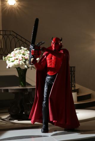 Red Devil Scream Queens