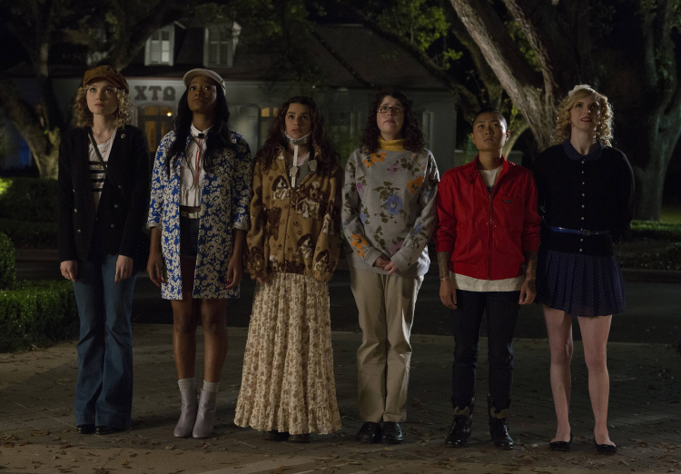 Scream Queens Season 1 Pledges