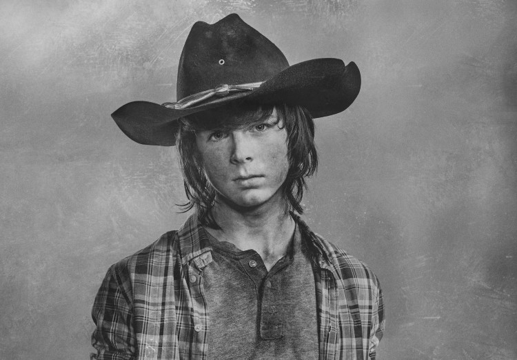 The Walking Dead Season 6 Carl Grimes