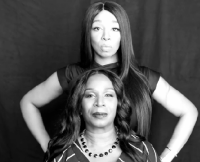 Tiffany New York Pollard and Sister Patterson in Family Therapy Promo