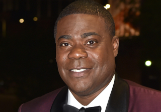 Tracy Morgan Arrives at The 67th Annual Primetime Emmy Awards Governors Ball at the Los Angeles Convention Center on September 20, 2015
