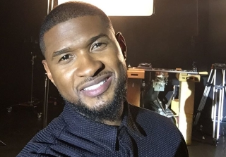 Usher Goes Full-Frontal In Steamy Snapchat Selfie (PHOTO)