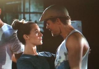 Alexa PenaVega & Derek Hough\'s Perfect \'Dancing With the Stars\' Tango (VIDEO)