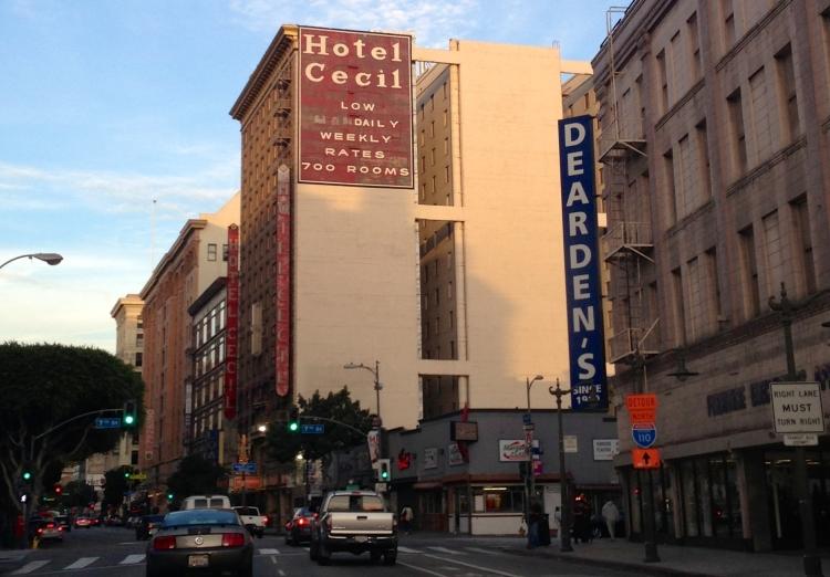 American Horror Story: Hotel, Hotel Cecil