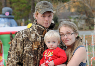 'Here Comes Honey Boo Boo's Chickadee Reveals Baby Name!