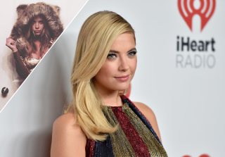 Ashley Benson\'s Cecil the Lion & 5 Other Questionable Celeb Halloween Costumes