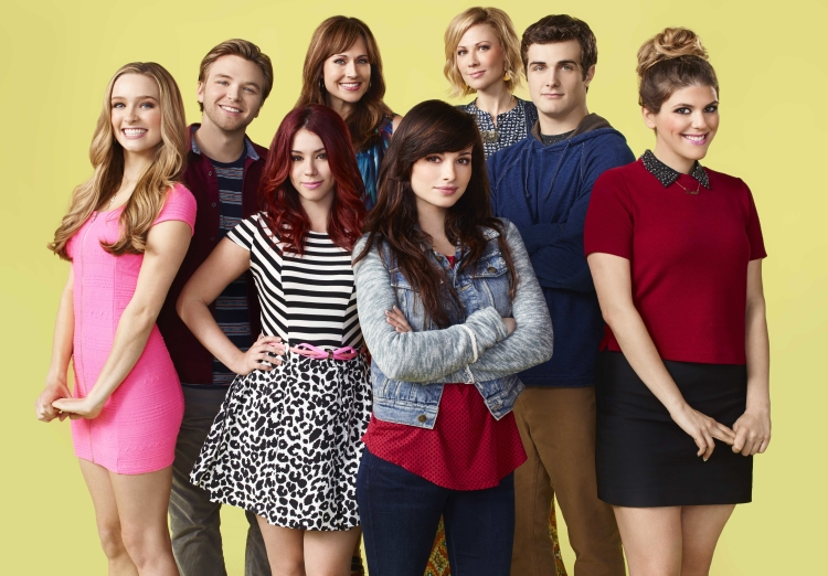 cast of MTV's Awkward